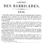 commission des barricades