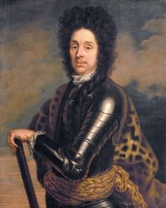 Portrait de Menno van Coehoorn.