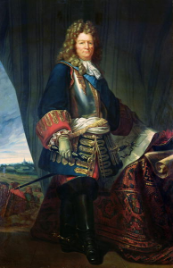 Portrait de Vauban.