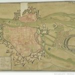 Plan de Maastricht en 1748. Collection Gallica.