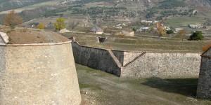 Mont-Dauphin : Villeneuve, Vauban et d'Arçon (3/4)