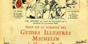 Les guides Michelin des champs de bataille, dans les pas des Poilus